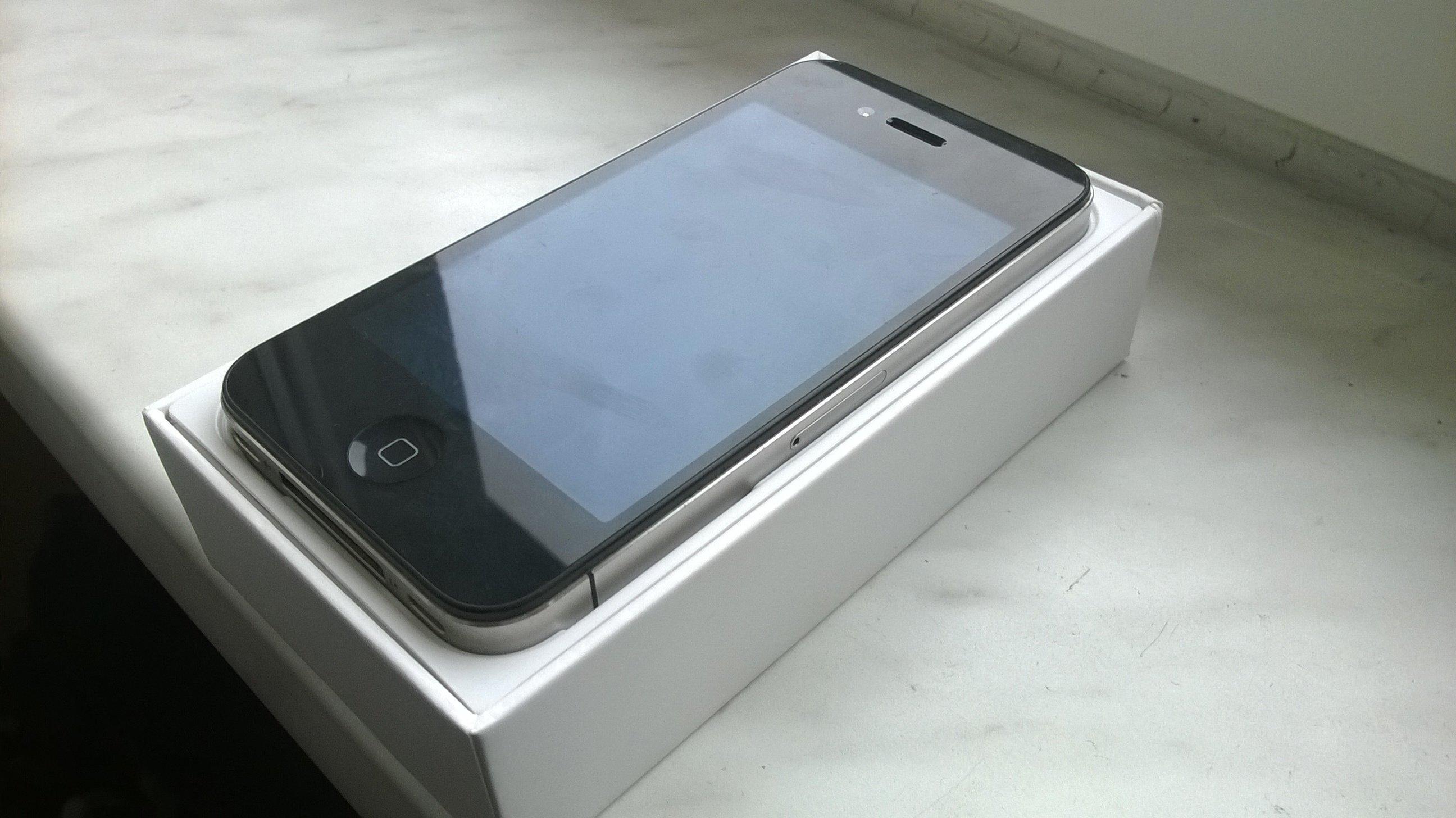 Iphone 4 8GB-black IDEAł! Sprzedaż/zamiana