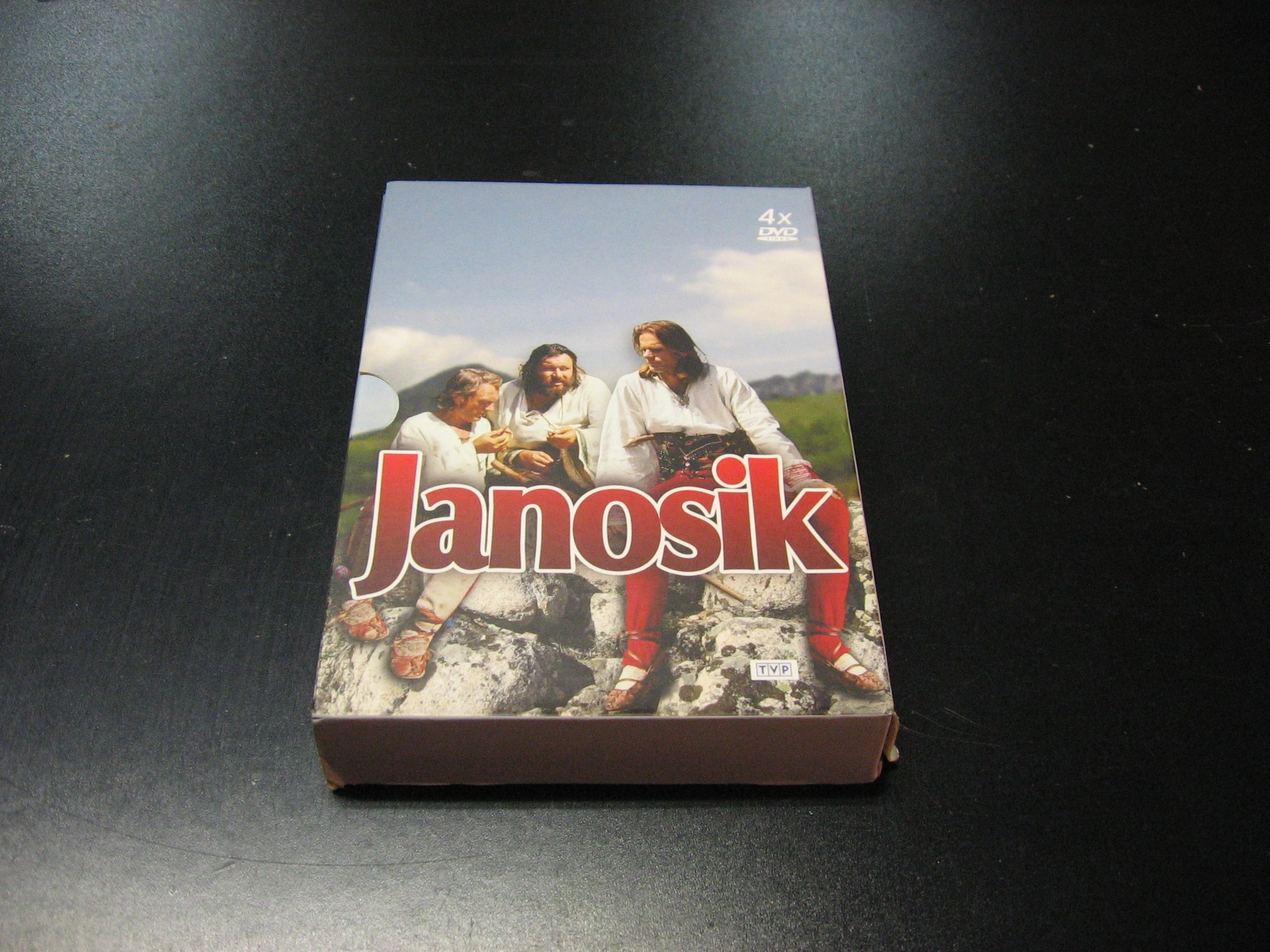 JANOSIK ODCINKI 1-13 (4DVD) - Sklep