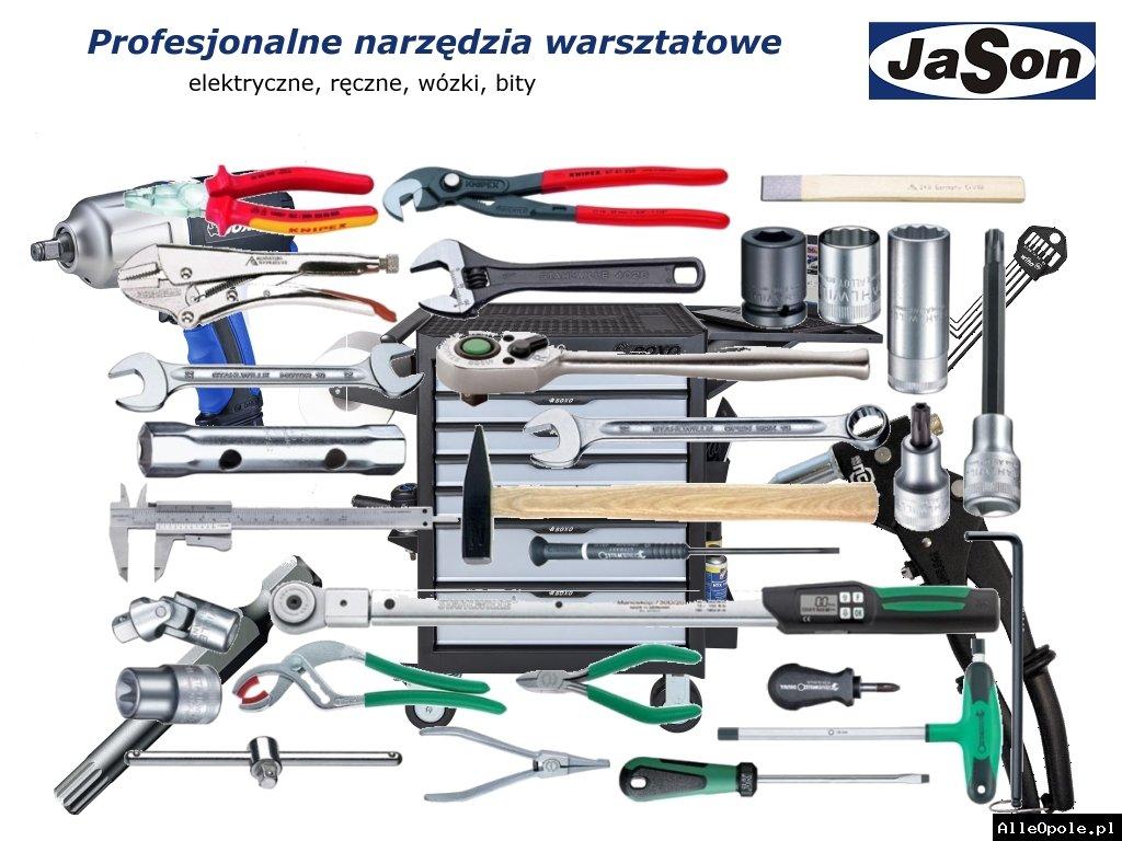 Jason S.C. - Specjalistyczne narzędzia do warsztatów i stacji diagnostycznych