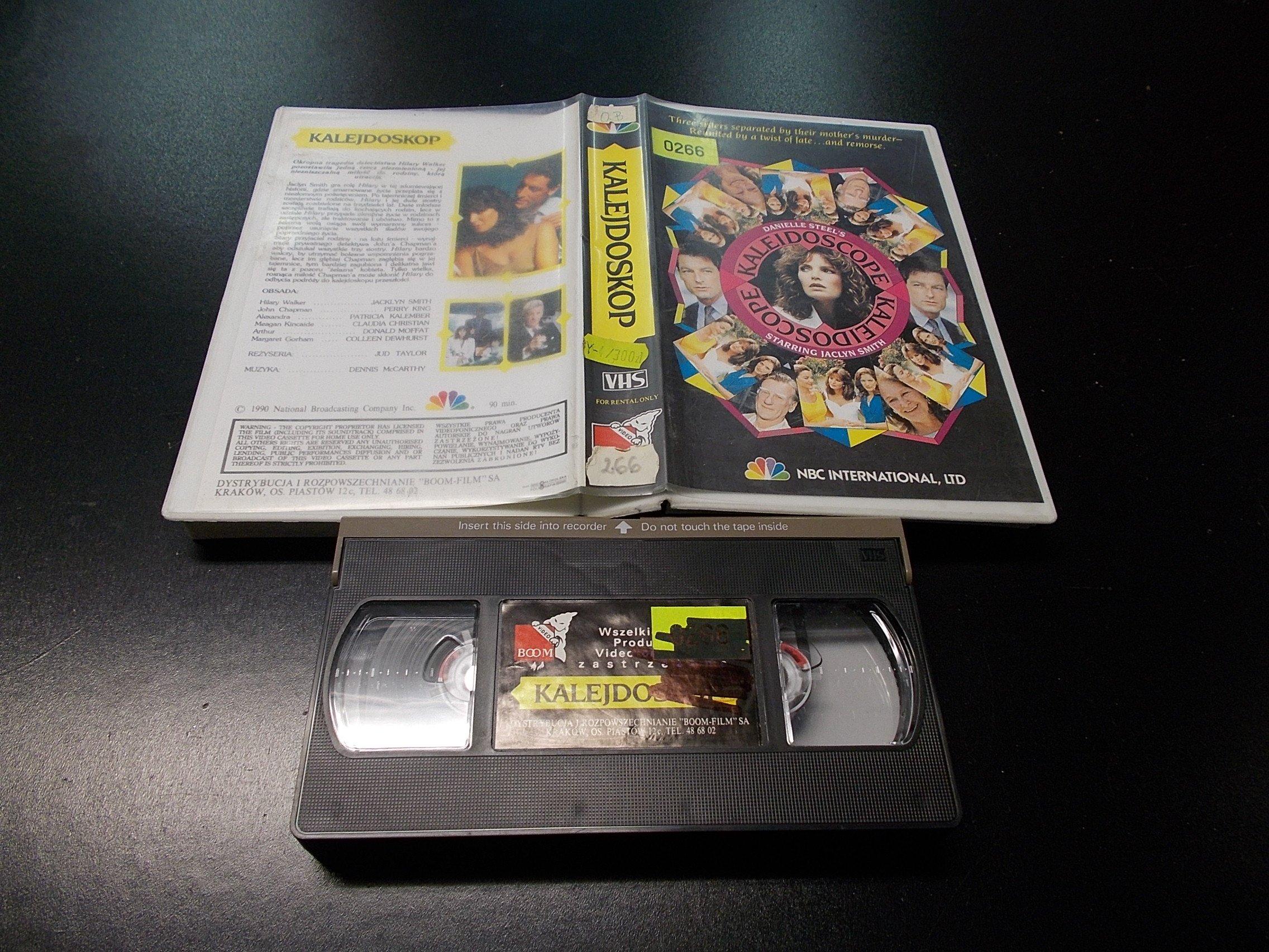 KALEJDOSKOP -  kaseta VHS - 1216 Opole - AlleOpole.pl
