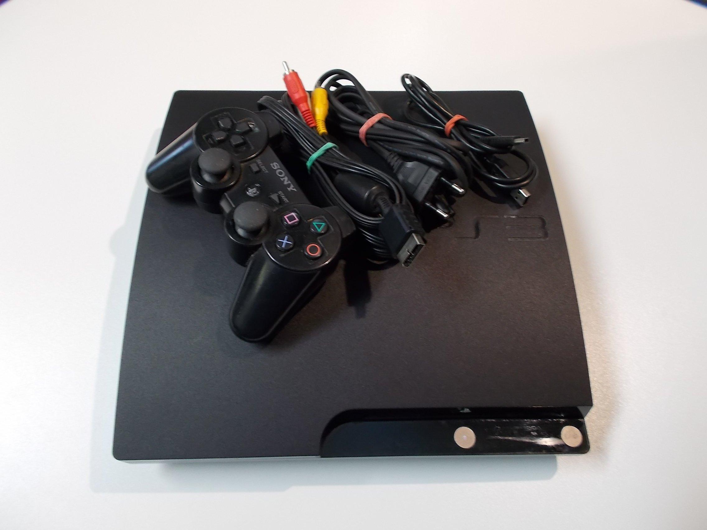 KONSOLA PS3 250 GB Sklep
