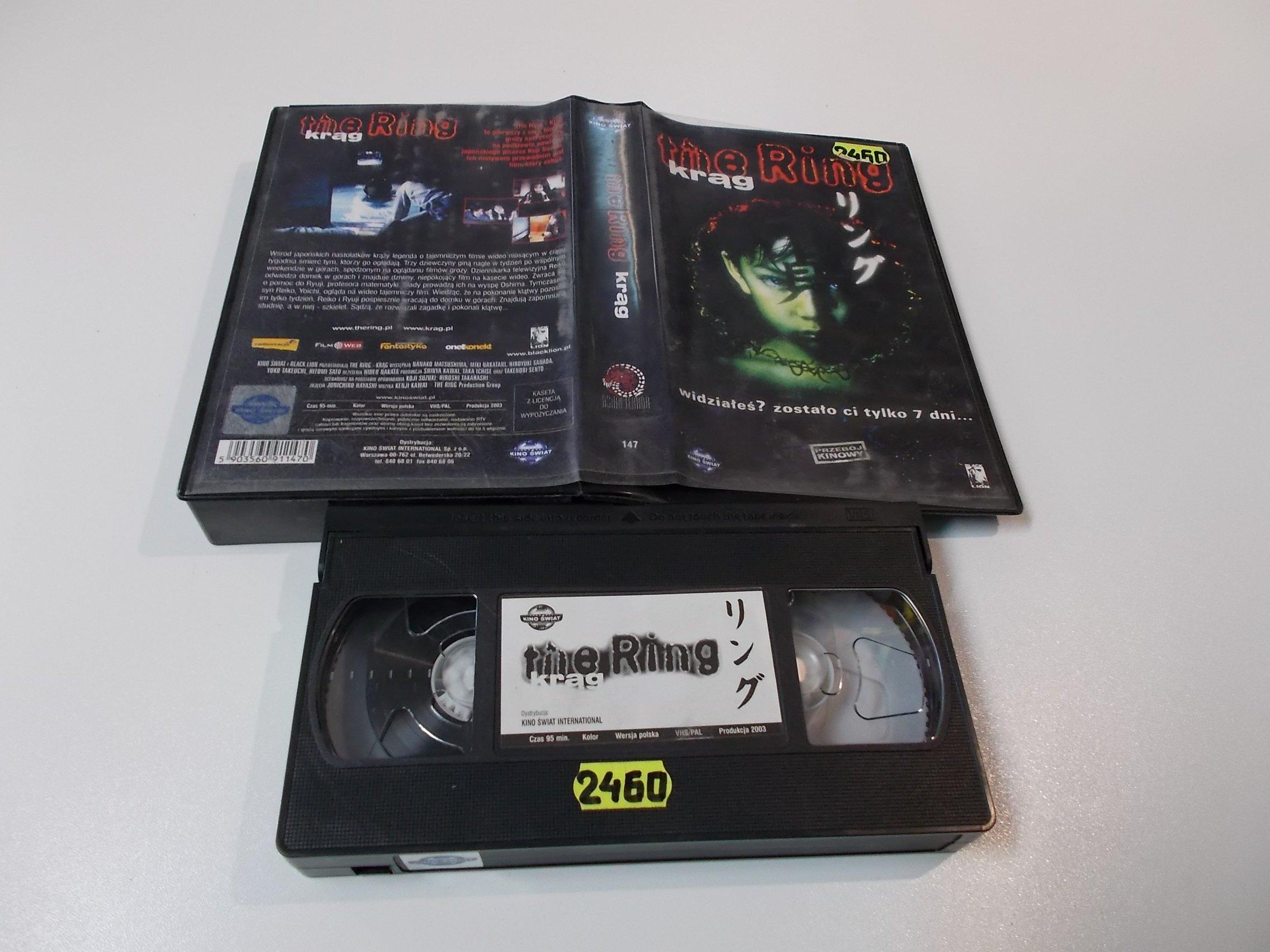 KRĄG - Kaseta Video VHS - Opole 1585