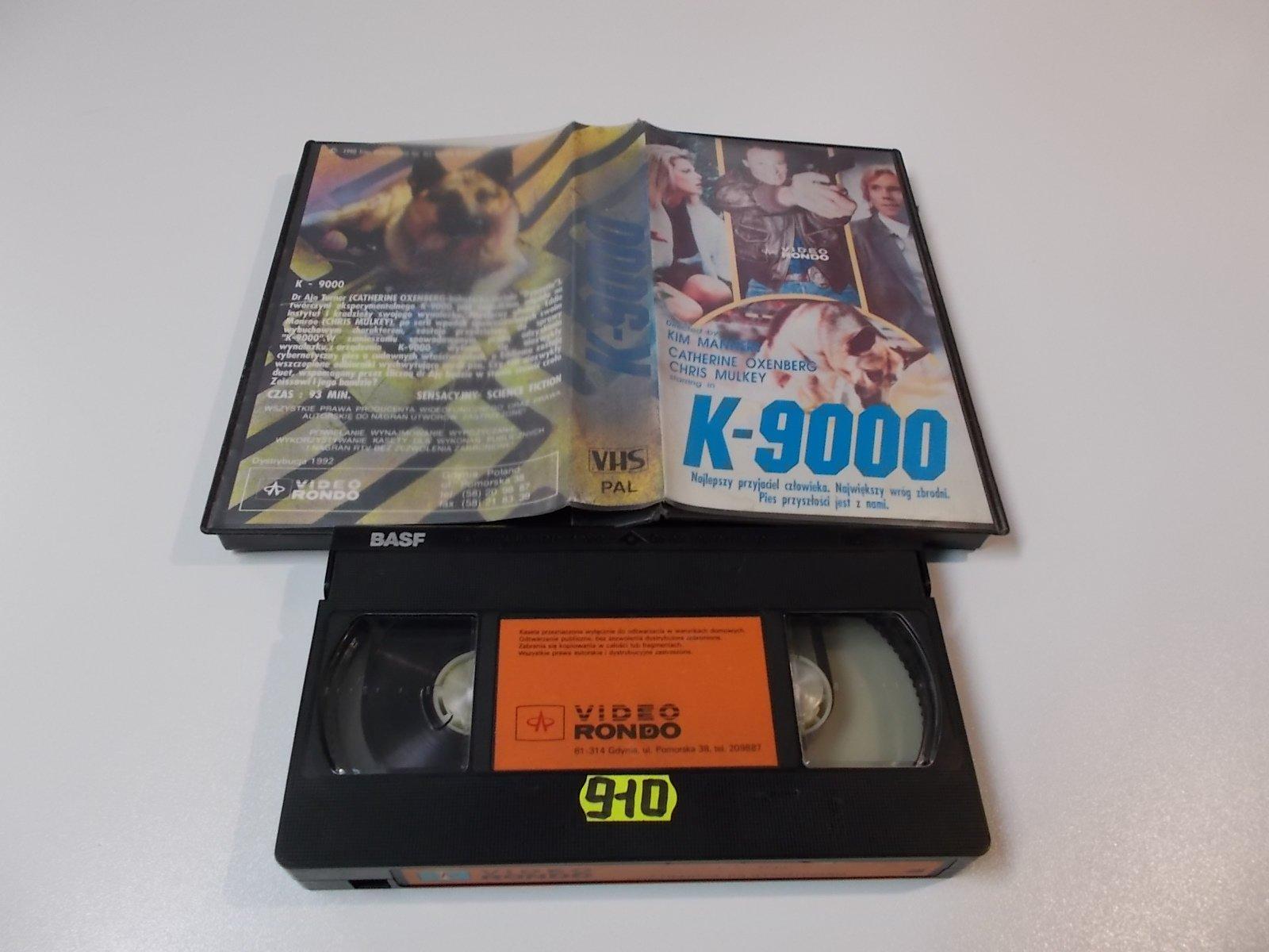 K-9000 - VHS Kaseta Video - Opole 1647