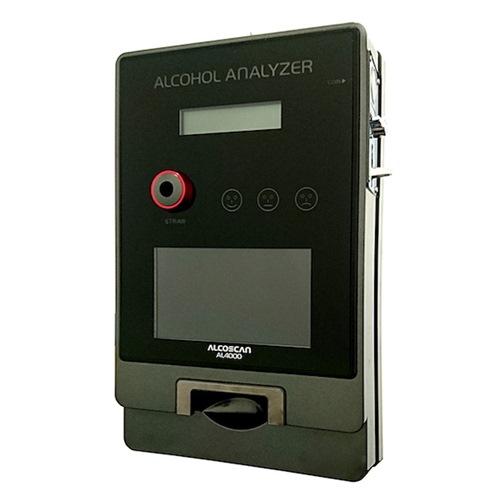 Kalibracja, Adiustacja alkomatu SENTECH AL-4000 [24H]