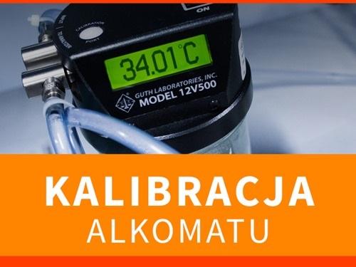 Kalibracja, Serwis, Naprawa Alkomatów - Laboratorium