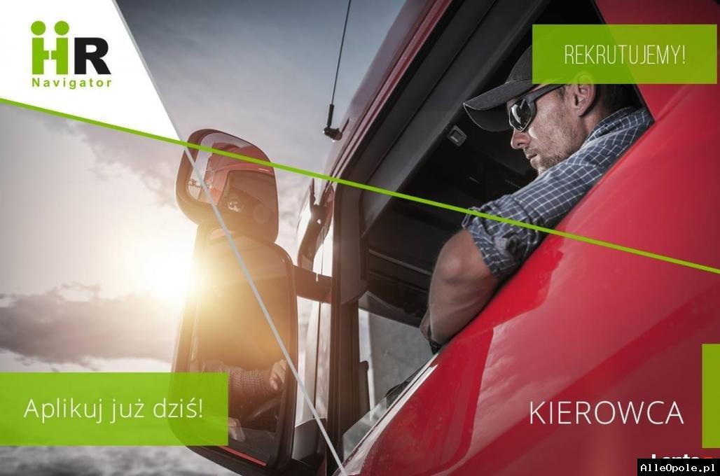 Kierowca C+E/C1+E do pralni w Niemczech