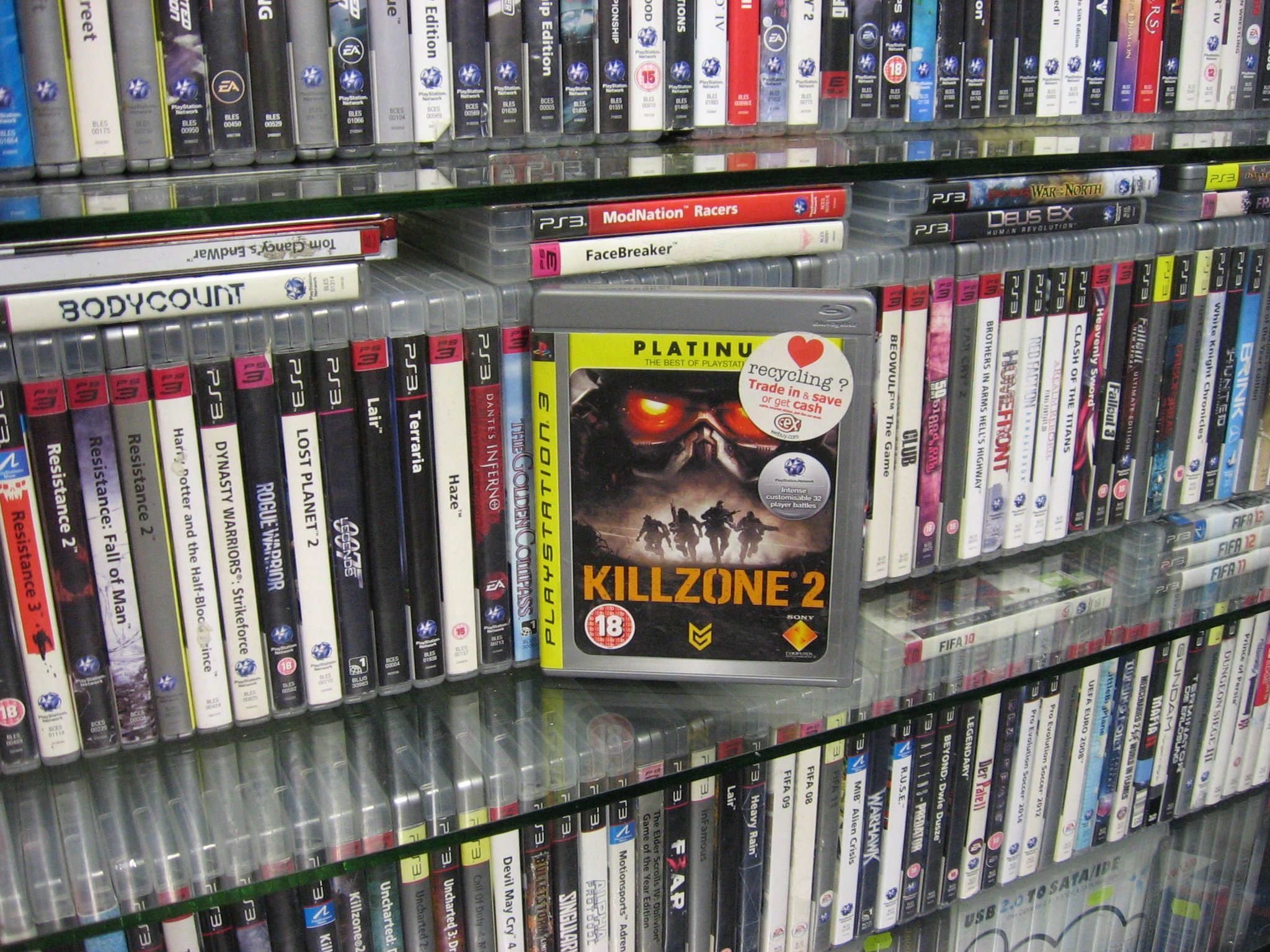 Killzone 2 - GRA PS3 Sklep 0036