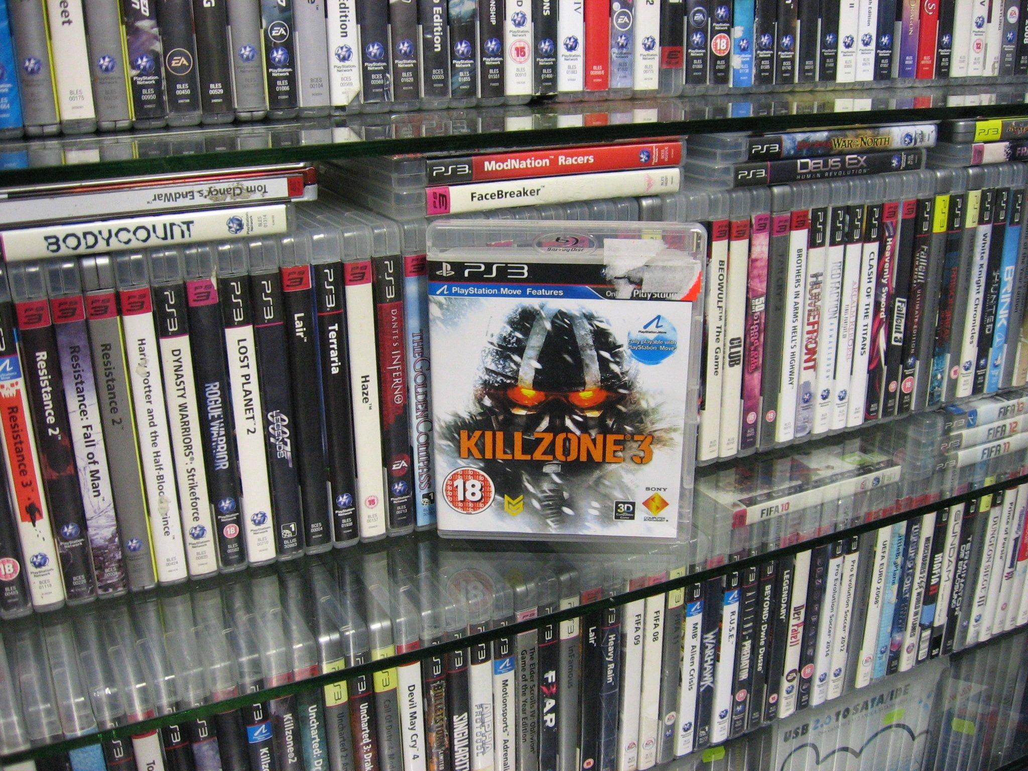 Killzone 3 - GRA PS3 Sklep 0034