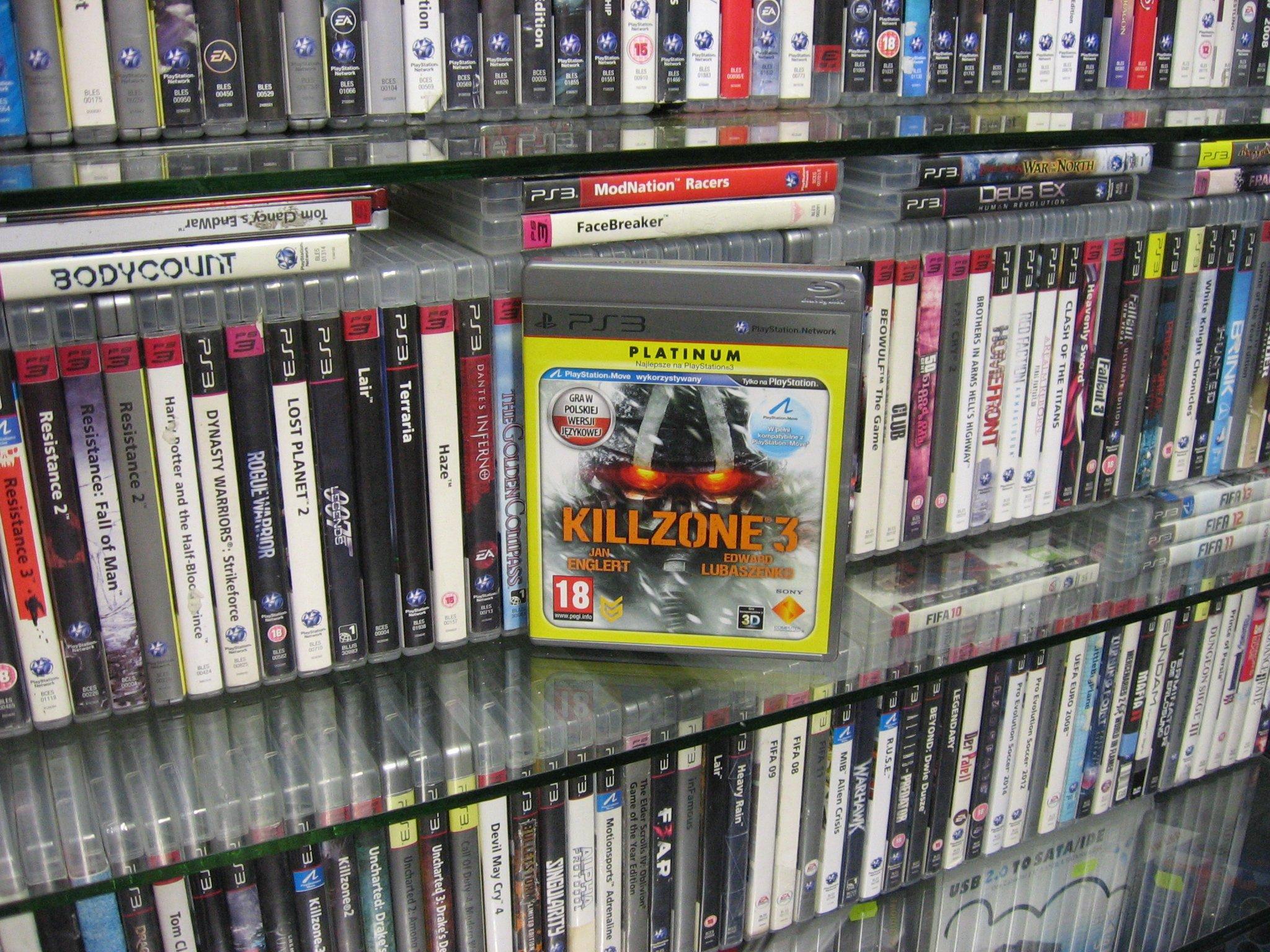 Killzone 3 PL - GRA PS3 Opole 0035