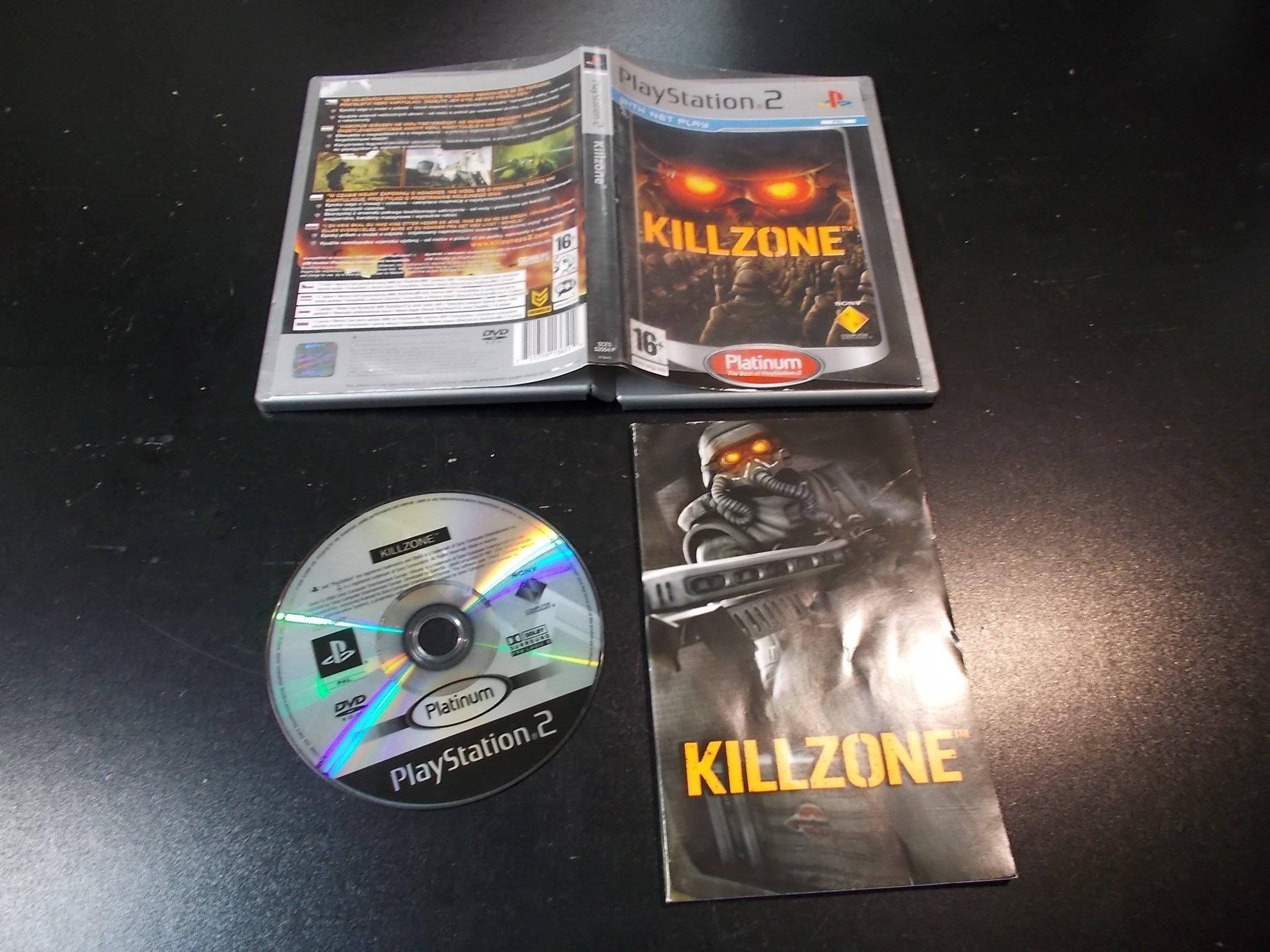 Killzone - GRA Ps2 - 0331