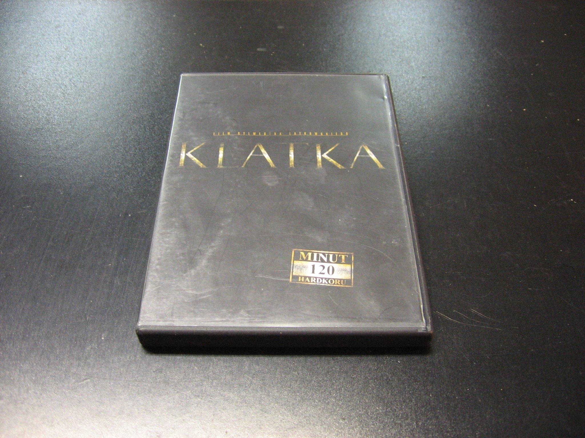 Klatka (film S.Latkowskiego) UNIKAT - Sklep