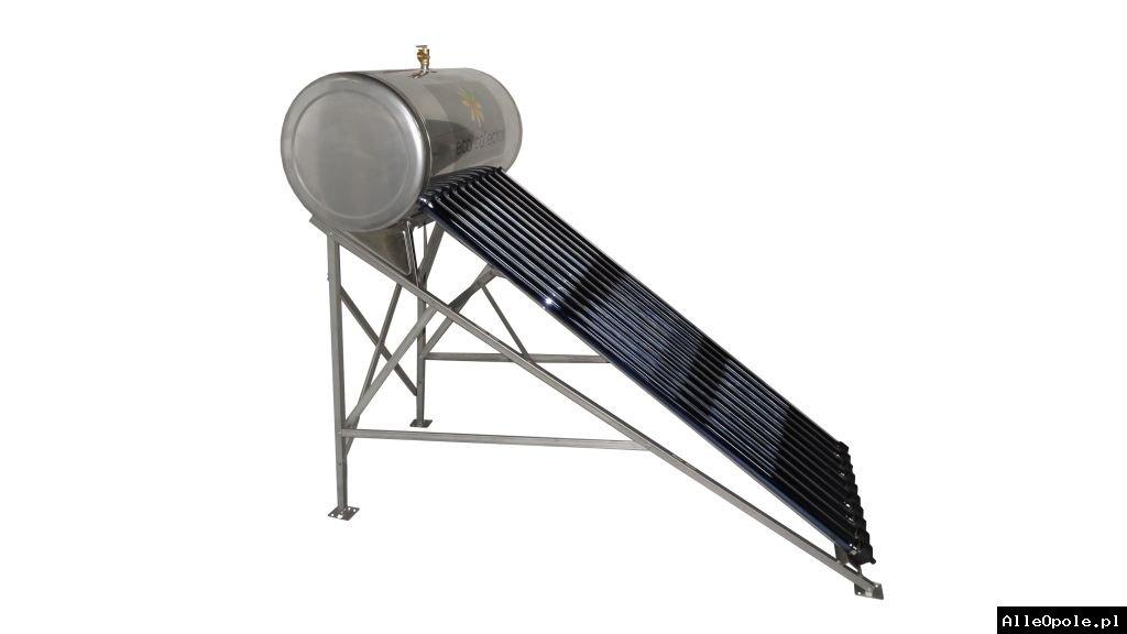 Kolektor słoneczny ciśnieniowy Heat-Pipe 240L