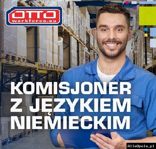 Komisjoner - zbieracz zamówień (Niemcy)