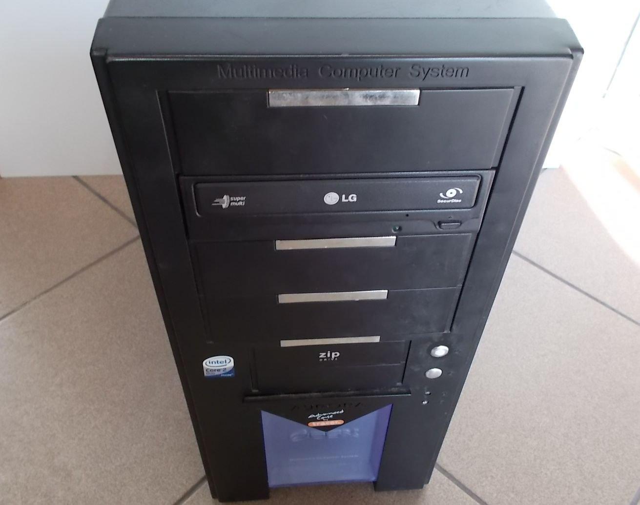 Komputer stacjonarny 4 GB Ram Dysk 250 GB Video 256 MG Dual 2,2 GHz- Opole