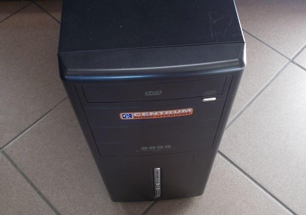 Komputer stacjonarny 4 GB Ram Dysk 500 GB Video Nvidia 2 Quad 2,4 GHz - Opole