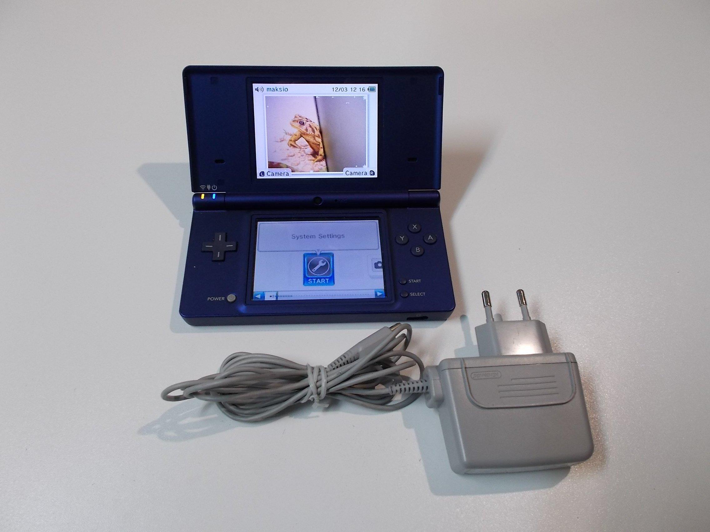 Konsola Nintendo DS - Sklep