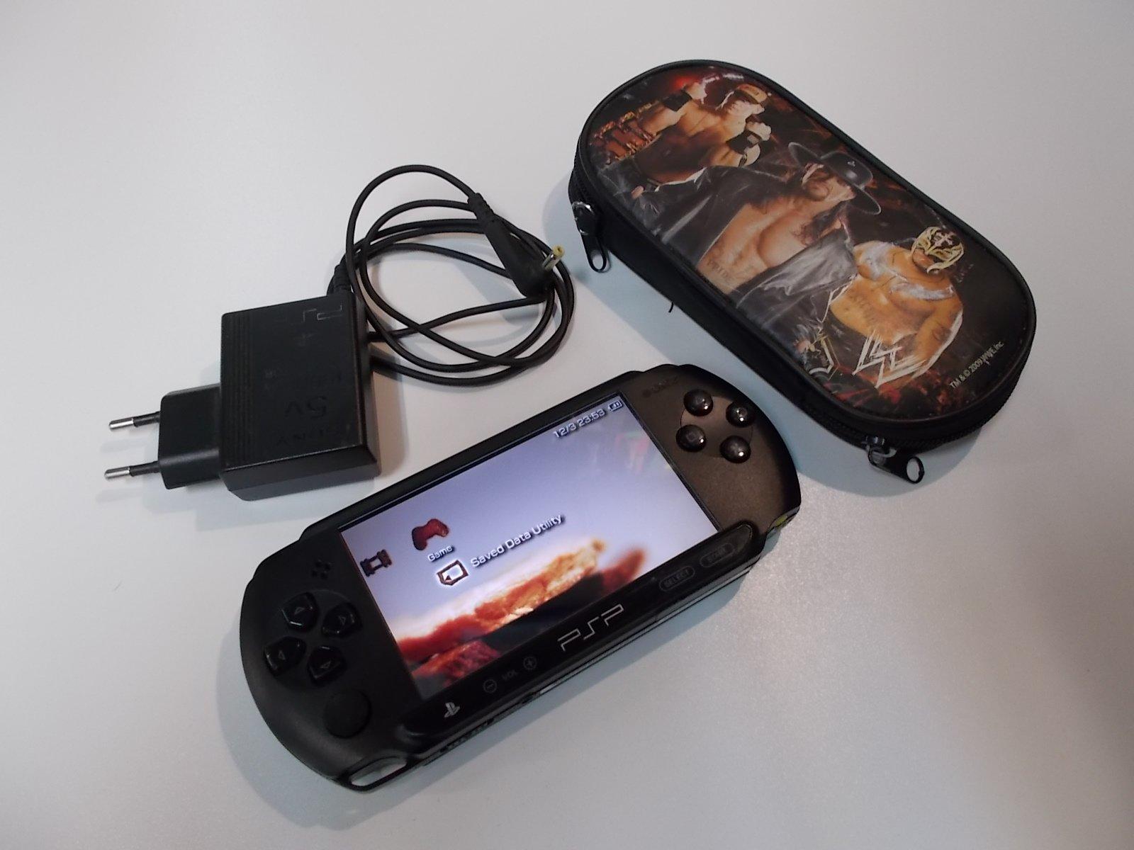 Konsola PSP Sony + Etui - Opole