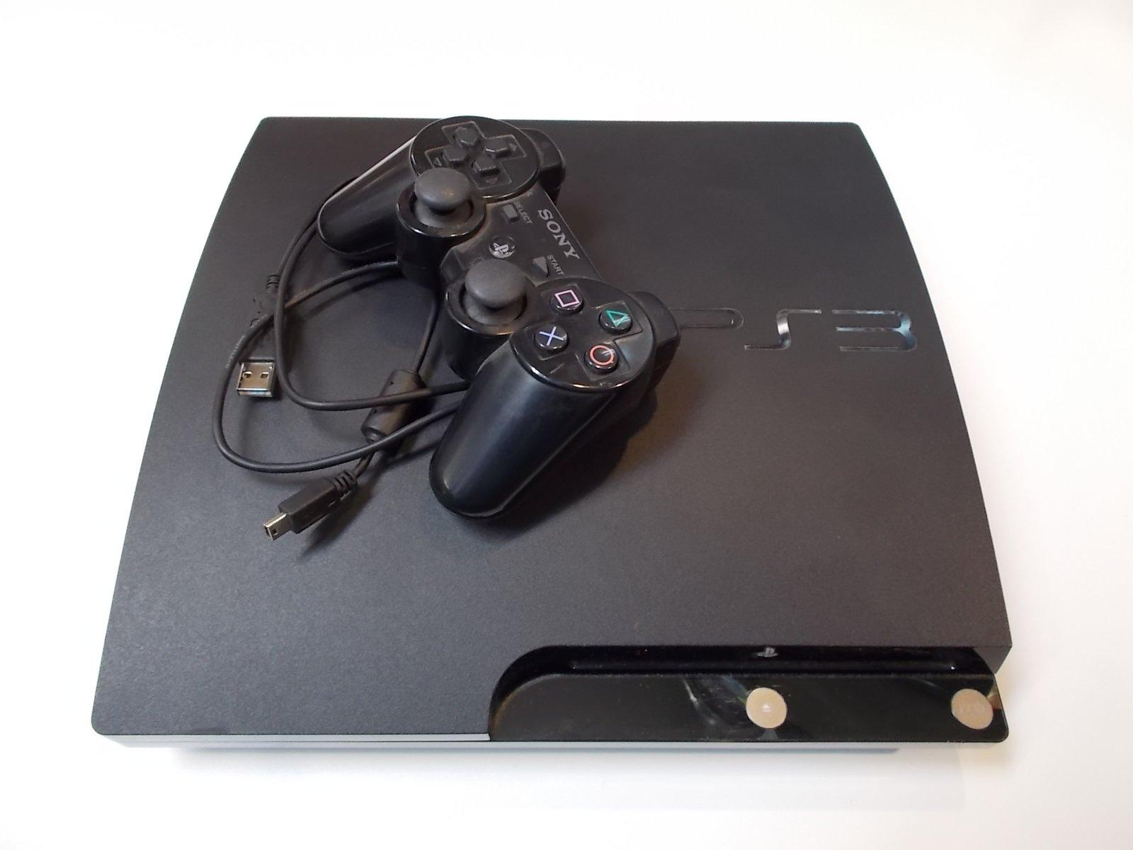 Konsola PlayStation 3 Ps3 250GB + Pad - Opole