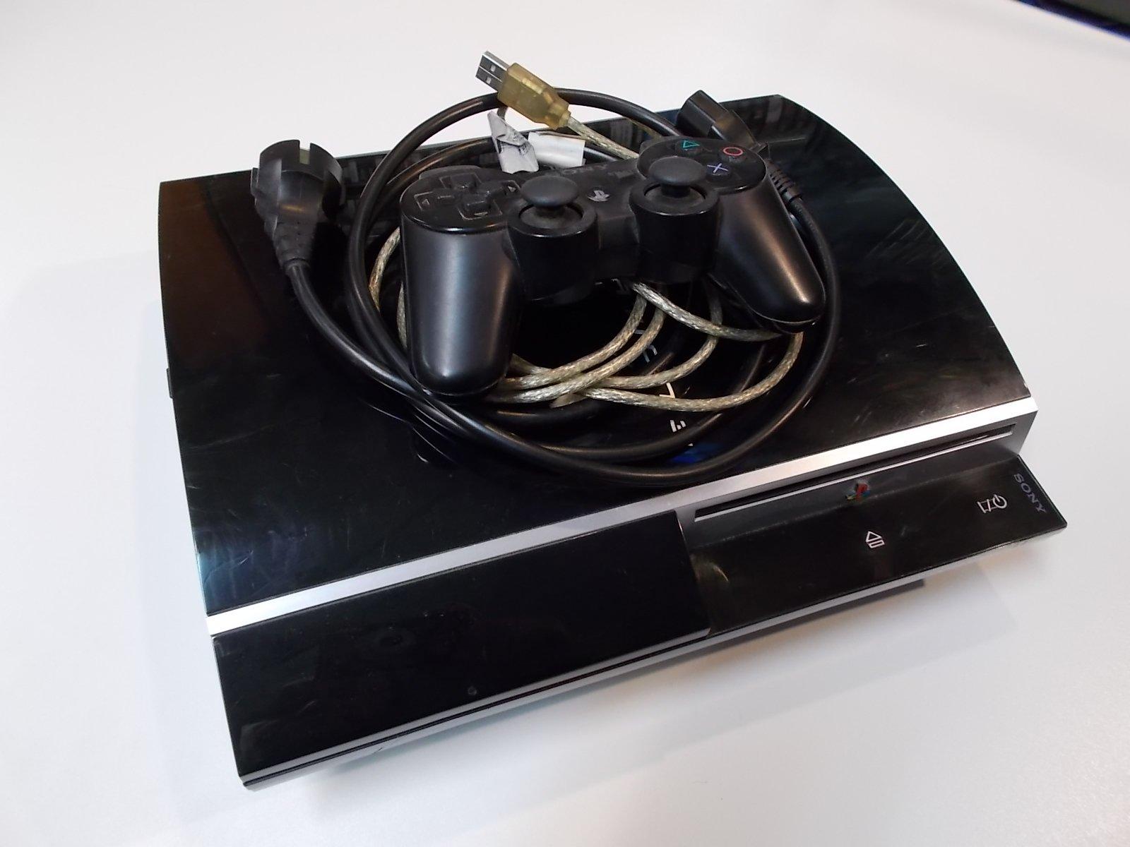 Konsola PlayStation 3 Ps3 80GB + Pad - Opole