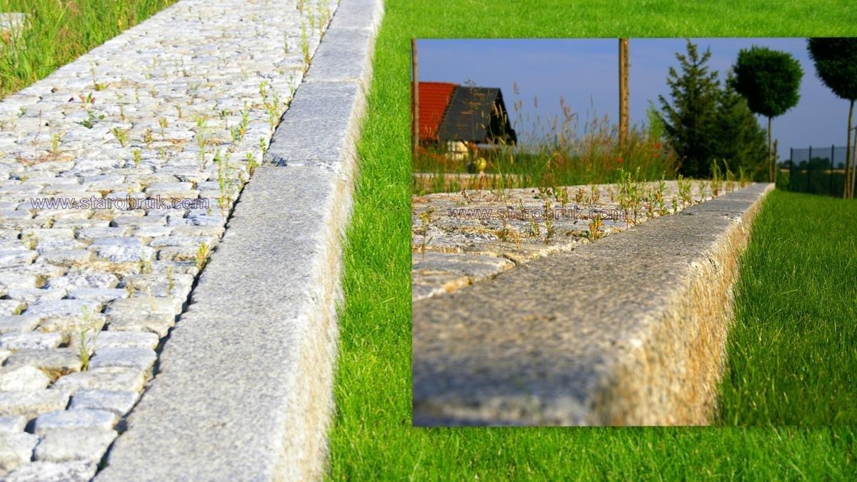 Krawężniki Ogrodowe Rustykalne Schody Ogrodzenia Obrzeża Oporniki Murki