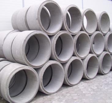 Kręgi betonowe studzienne, studnia betonowa