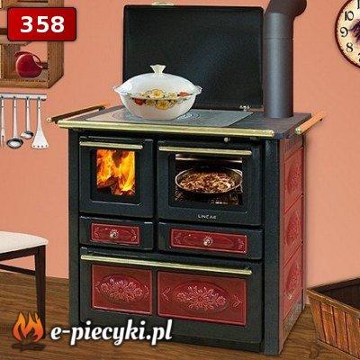Kuchnie na węgiel i drewno, piece