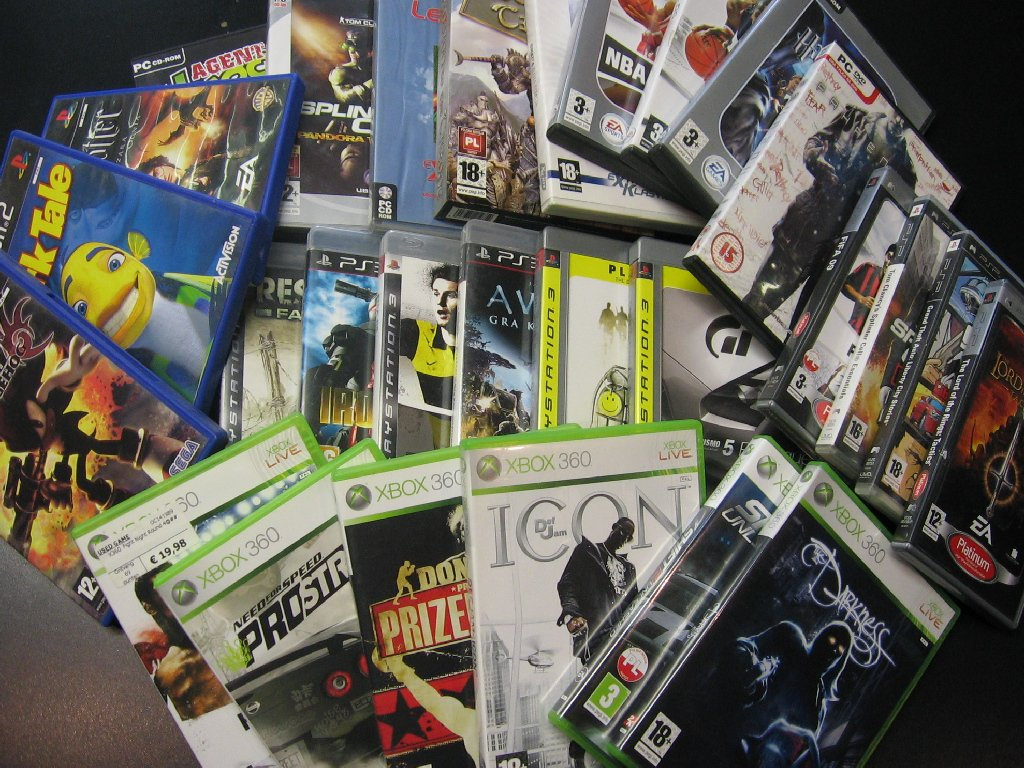 Kupię Gry - PS2 PS3 XBOX XBOX360 PS1SUPER NINTENDO NINTENDO 64 PC - Opole