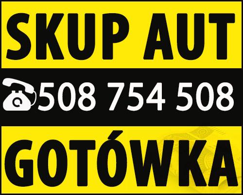 Kupię Twoje AUTO - PŁACĘ GOTÓWKĄ - NAJLEPSZE CENY - LEGALNA FIRMA