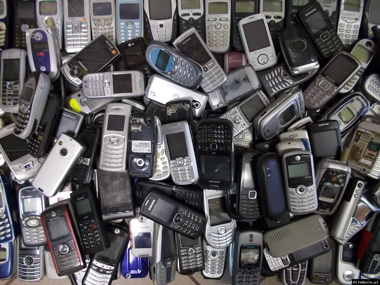 Kupię stare i nowe telefony