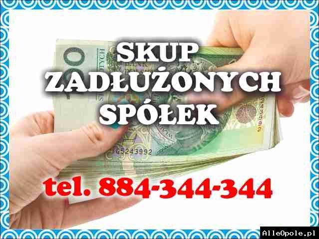 Kupujemy Zadłużone Firmy - US/VAT/JPK