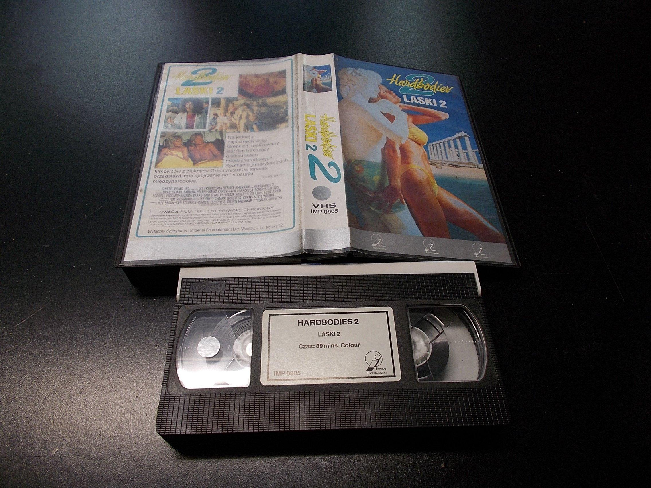 LASKI 2 -  kaseta VHS - 1270 Opole - AlleOpole.pl