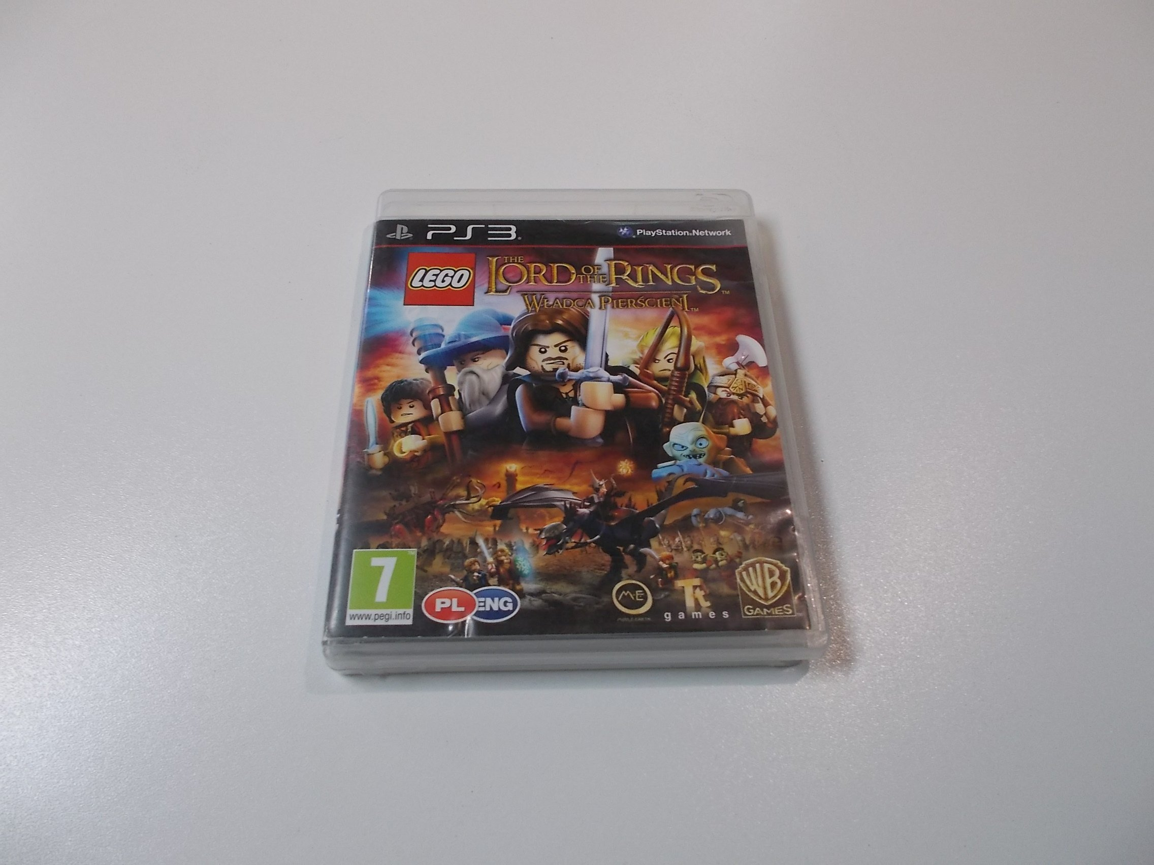LEGO Lord of the Rings: Władca Pierścieni - GRA Ps3 - Opole 0420