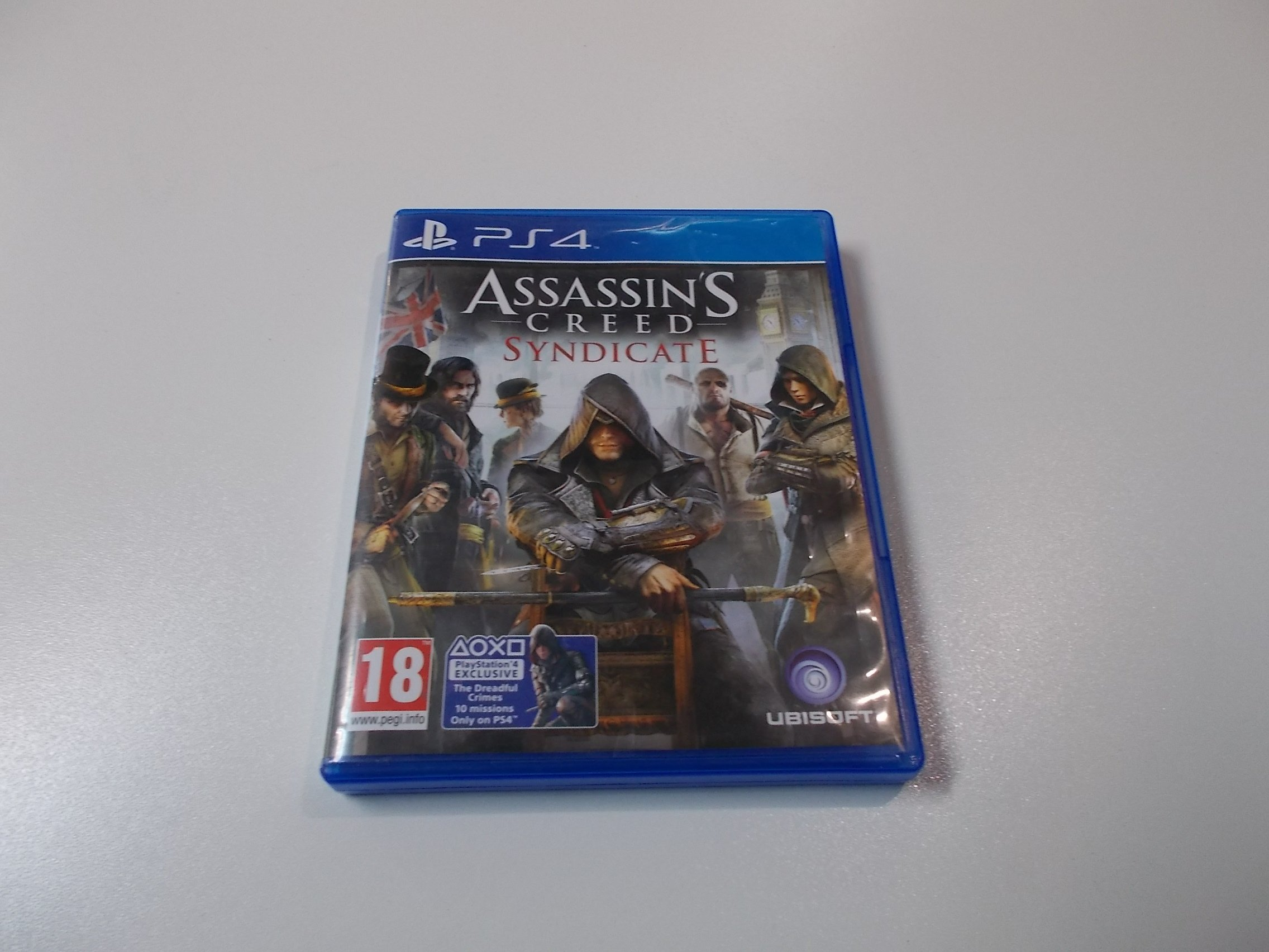 Assassin's Creed: Syndicate - GRA Ps4 - Opole 0422