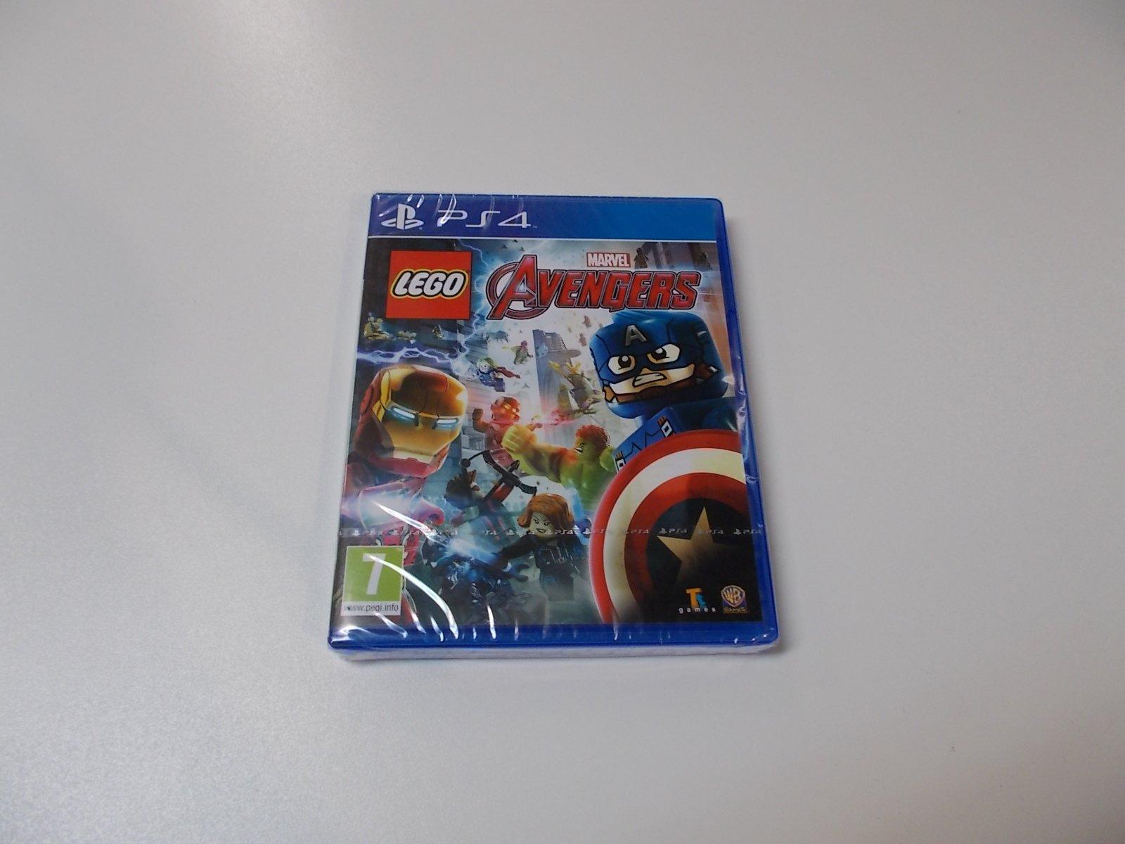 LEGO Marvel Avengers - GRA Ps4 - Opole 0484