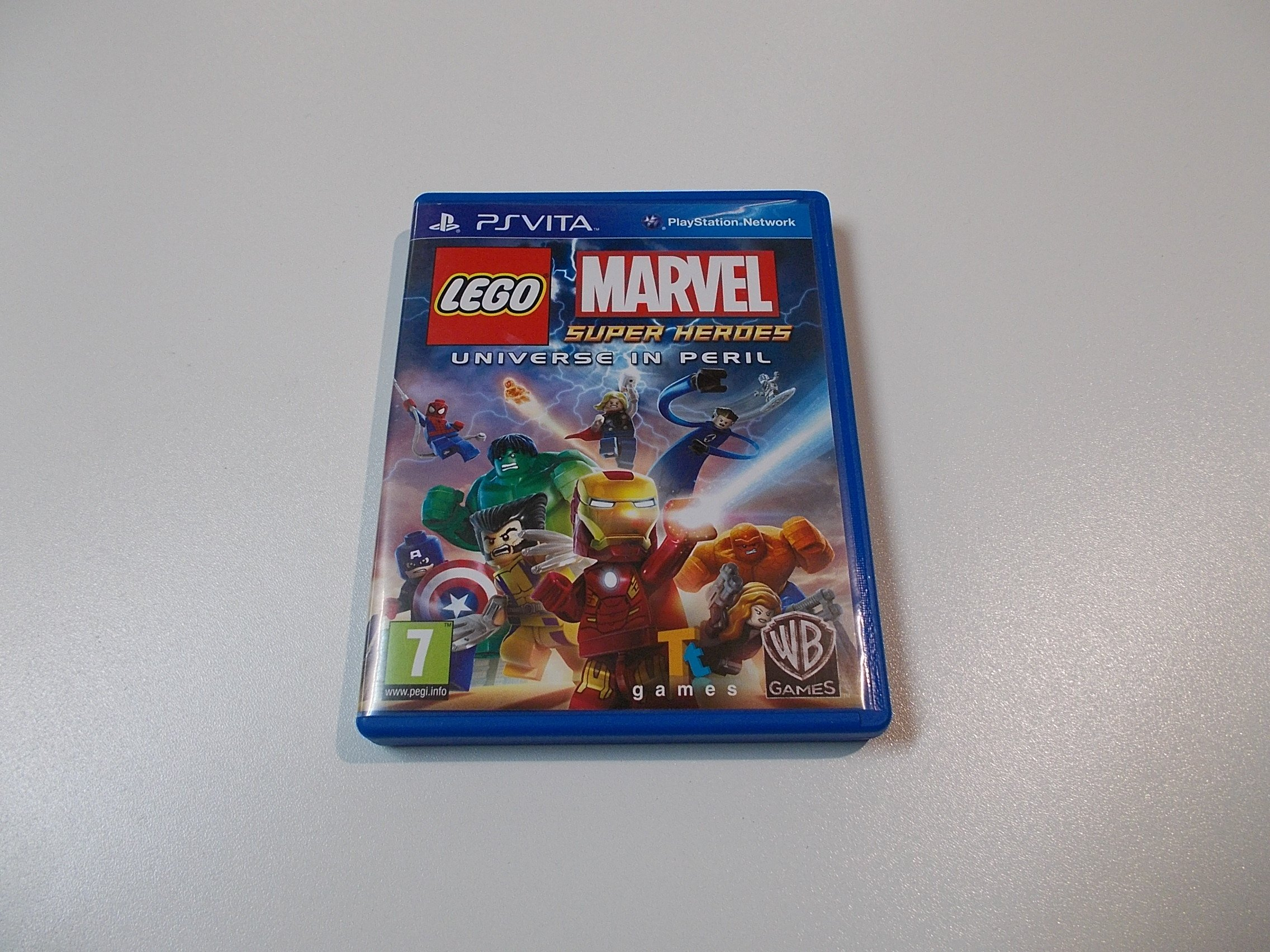 LEGO Marvel Super Heroes - GRA Ps Vita - Sklep