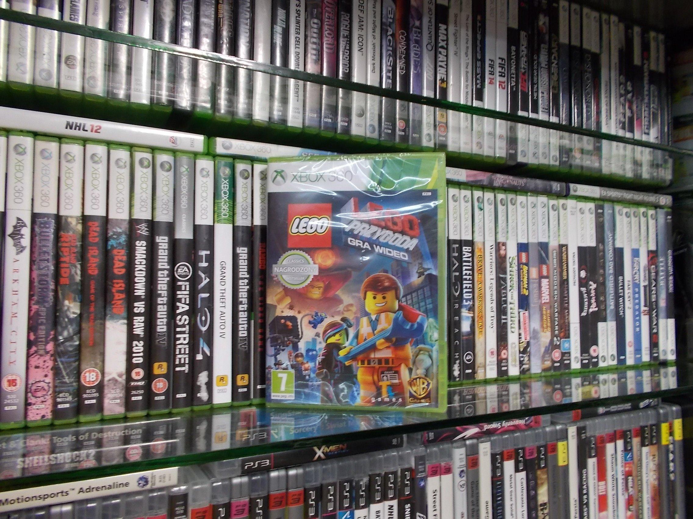 LEGO PRZYGODA PL NOWA - GRA Xbox 360 - Sklep