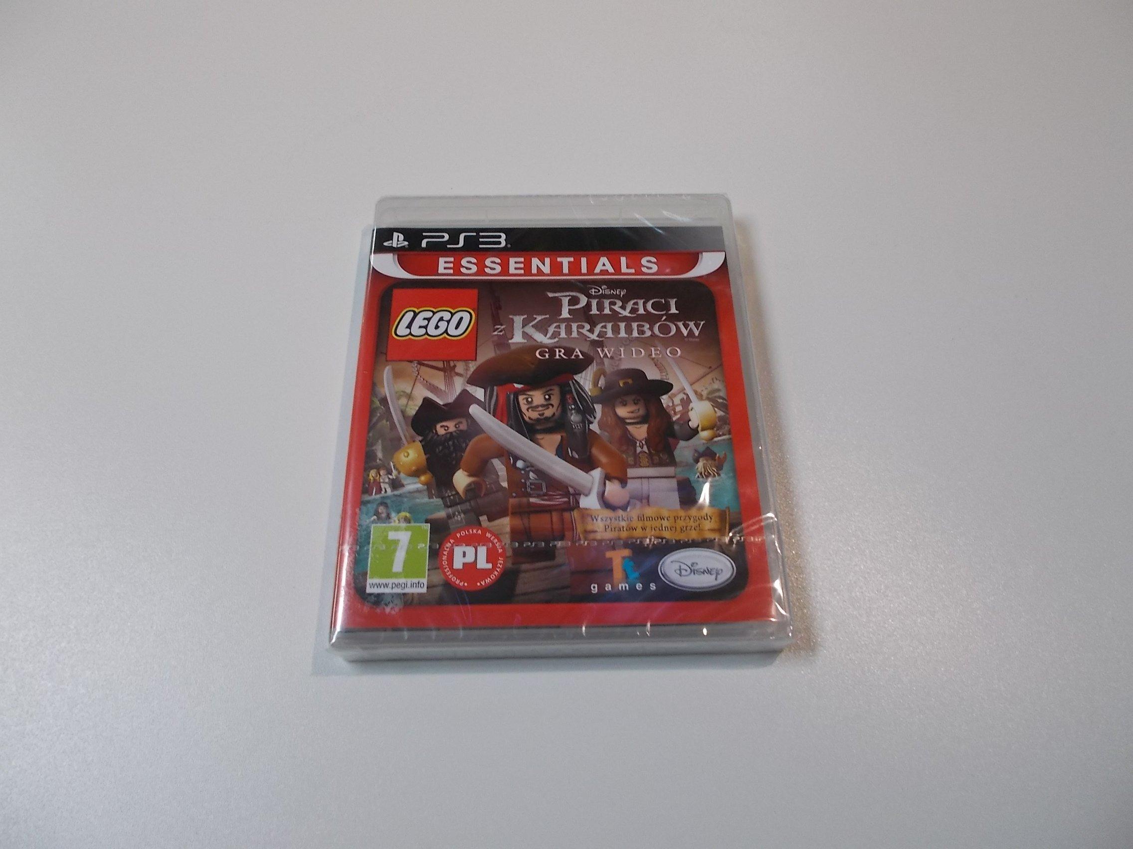 LEGO Piraci z Karaibów - GRA Ps3 - Sklep