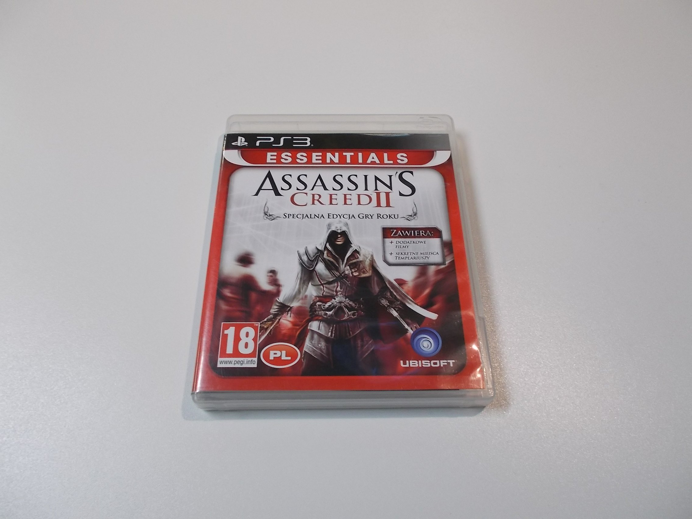 Assassin's Creed 2 II - GRA Ps3 - Sklep