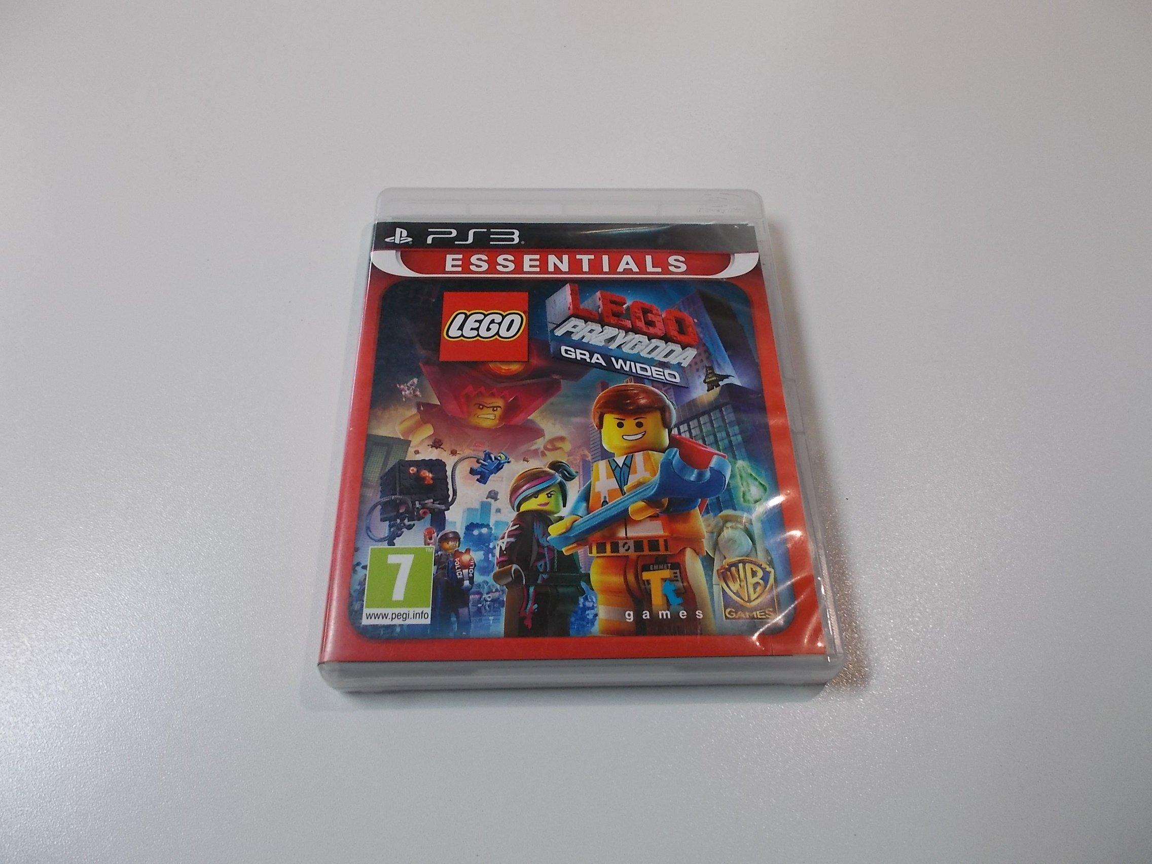 LEGO Przygoda - GRA Ps3 - Opole 0421
