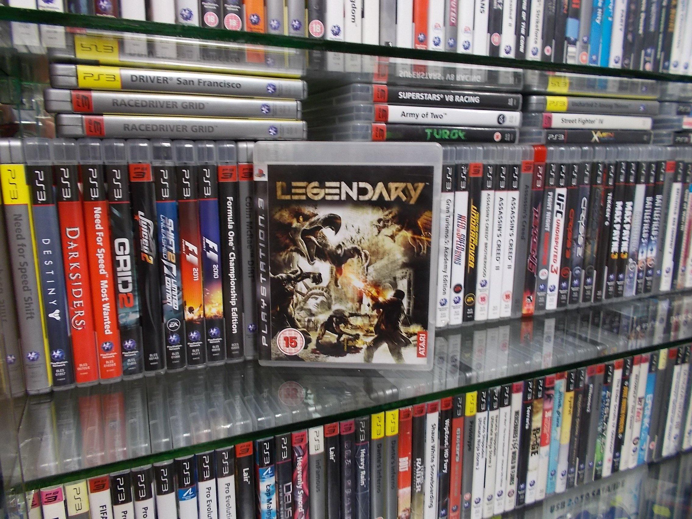 Legendary - GRA PS3 Sklep