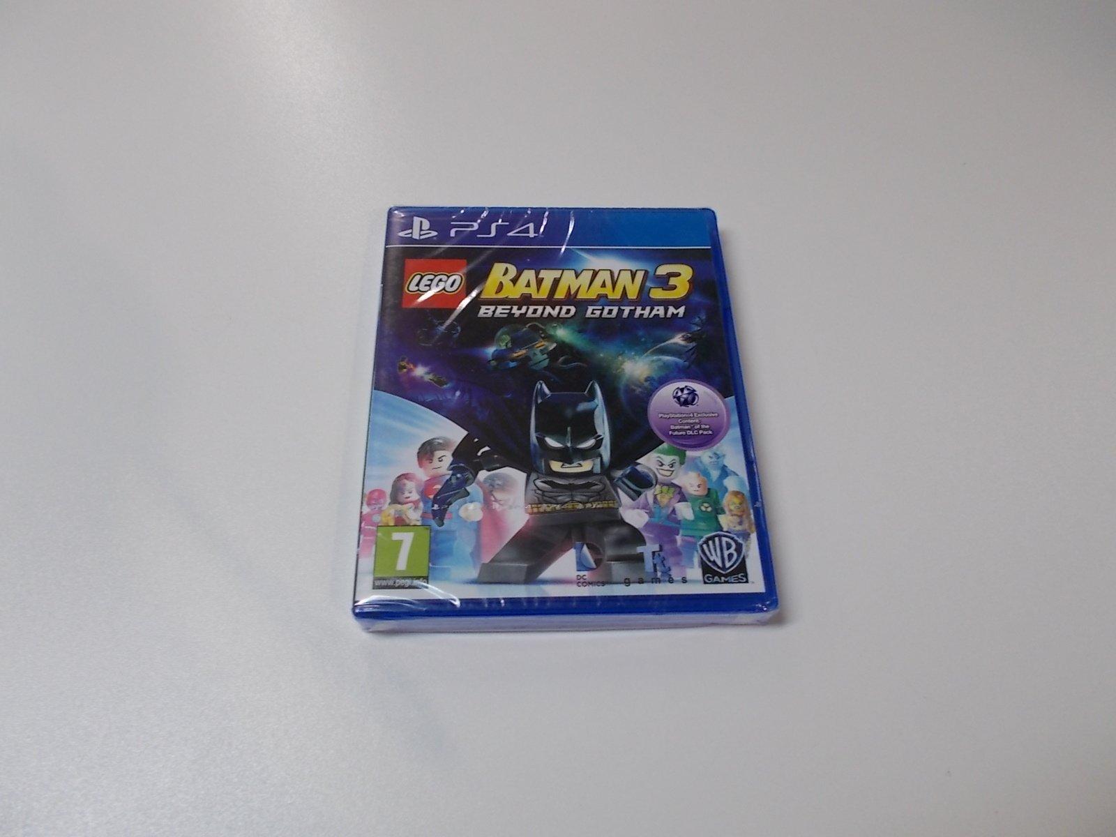 Lego Batman 3 beyond gotham - GRA Ps4 - Opole 0480
