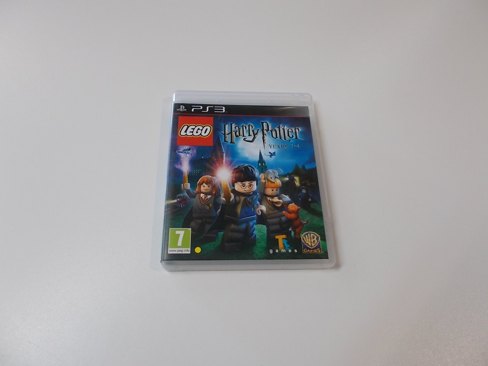 Lego Harry Potter Yours 1-4 - GRA Ps3 - Opole 0445