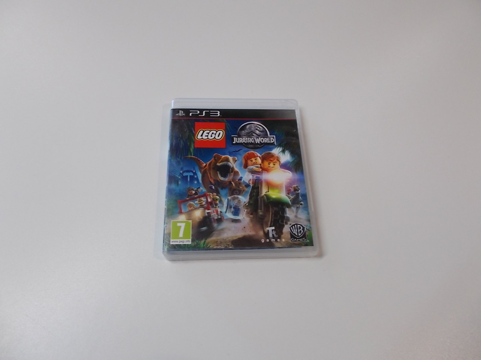 Lego Jurassic World - GRA Ps3 - Opole 0444