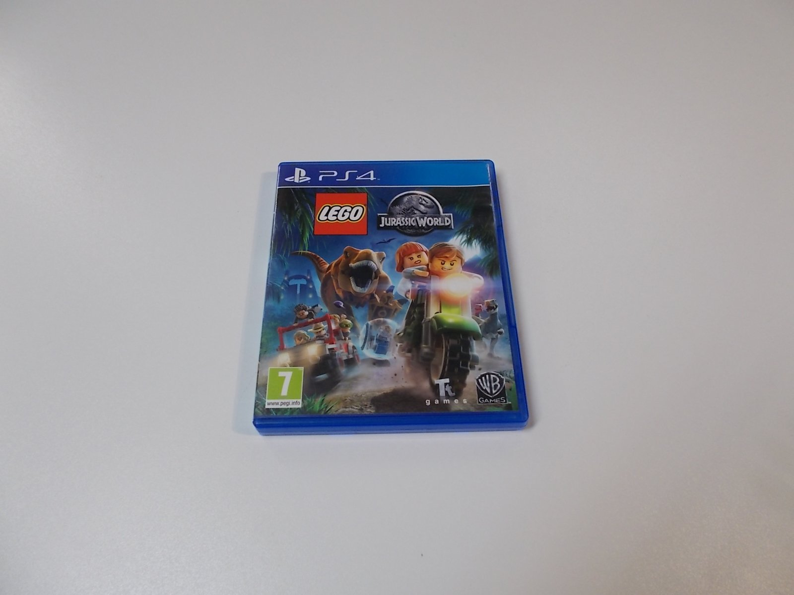 Lego Jurassic World - GRA Ps4 - Opole 0492