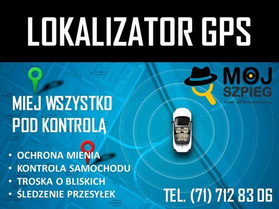 Lokalizator GPS, GSM do samochodu w mojszpieg