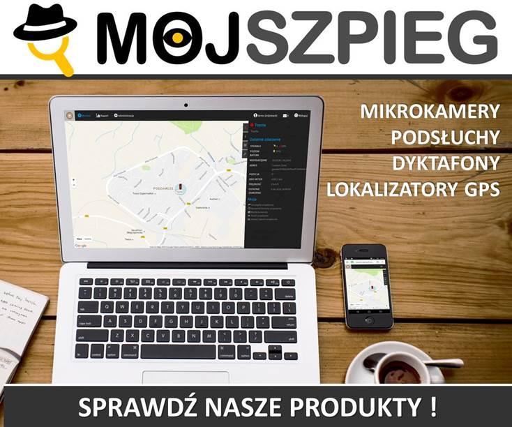 Lokalizator GPS do samochodu! Nowość w Polsce - mojszpieg