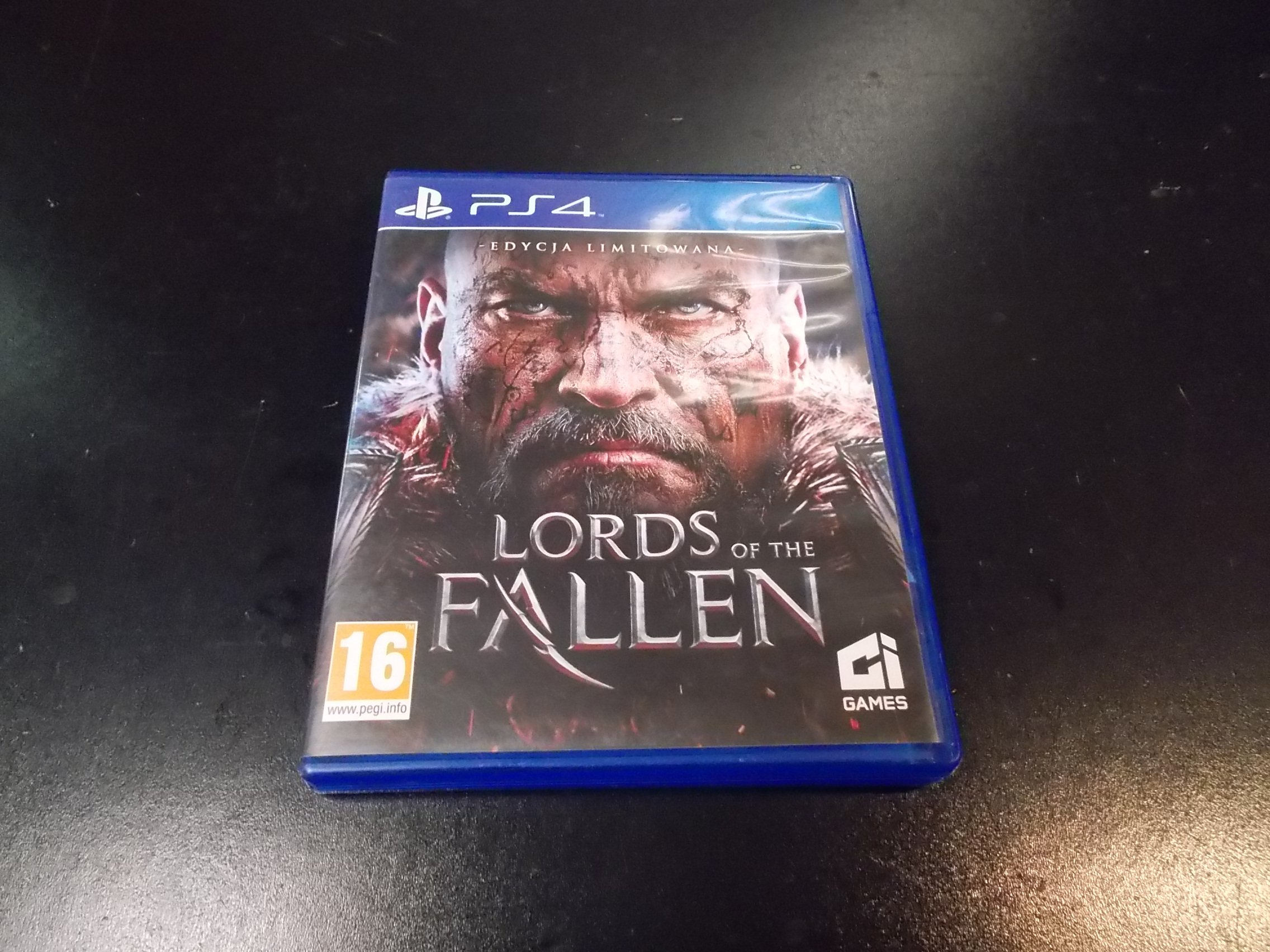 Lords Of The Fallen - GRA Ps4 Sklep