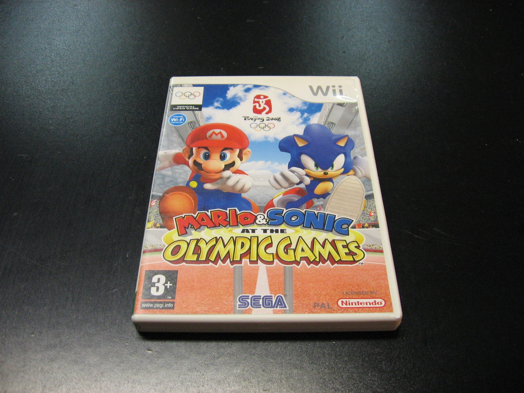 MARIO & SONIC AT THE OLYMPIC GAMES - GRA Nintendo Wii Sklep