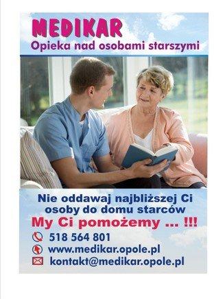 MEDIKAR Profesjonalna opieka nad osobami starszymi i niepełnosprawnymi
