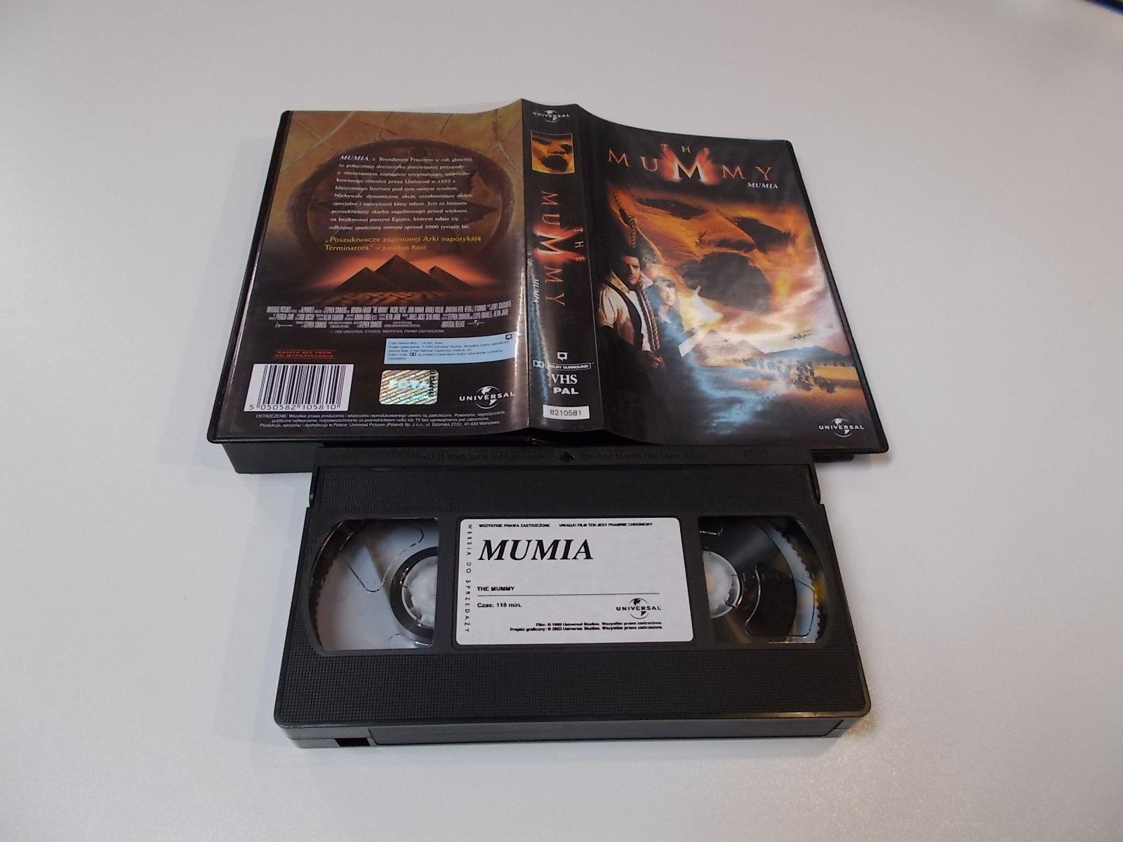 MUMIA - VHS Kaseta Video - Opole 1686